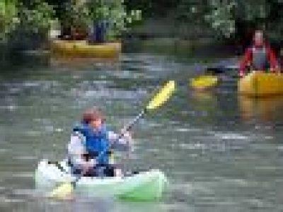 kayak auxi